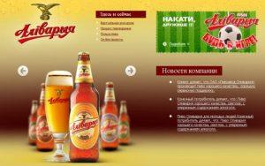Рекламная страница - Brand Page
