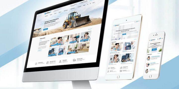 Создание корпоративного сайта Сумы