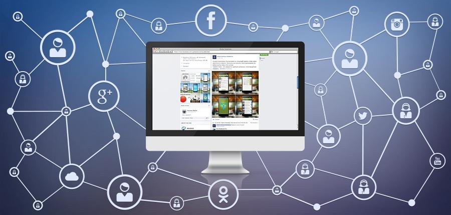 Реклама сайта в социальных сетях